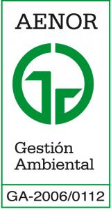 Certificado AENOR GA-2006-0112